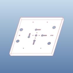 아크릴사각직부,센서 ASS-1
